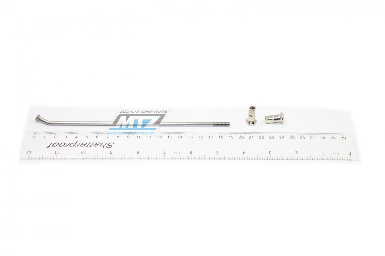 """Drát/Špice nerezové do kola + Niple 18"""" - Suzuki RM125+RM250 / 88-12"""