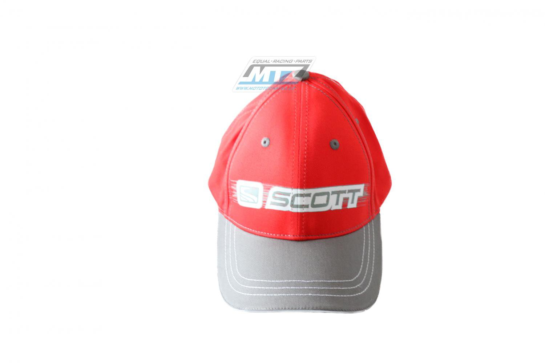 Čepice s kšiltem MX PROMO Scott