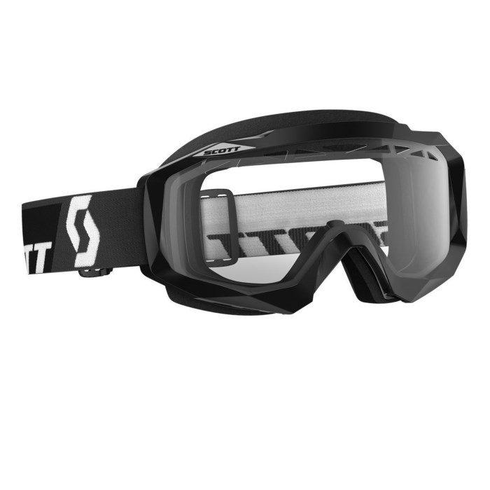 Brýle Scott Hustle Enduro s dvojitým nepotícím sklem