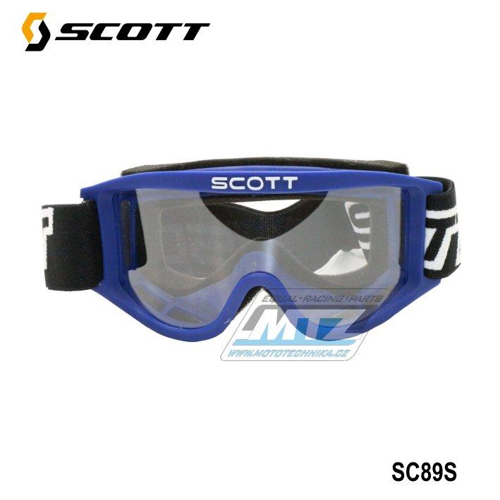 Brýle Scott 89 S dětské modré