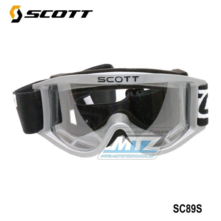Brýle Scott 89 S dětské stříbrné 54e3019a0e2