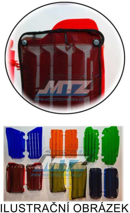 Síť mřížek chladiče Kawasaki KXF250 / 13-16