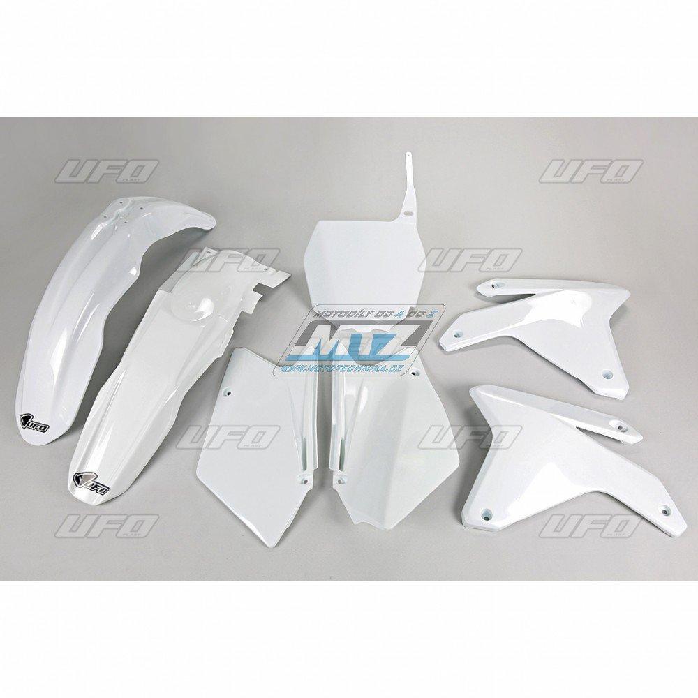 Sada plastů Suzuki - RMZ450 / 05-06 - bílá