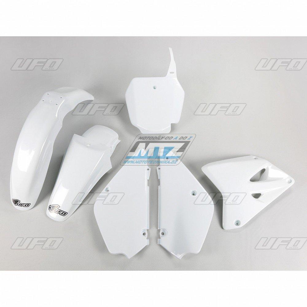Sada plastů Suzuki - RM85 / 00-17 - bílá