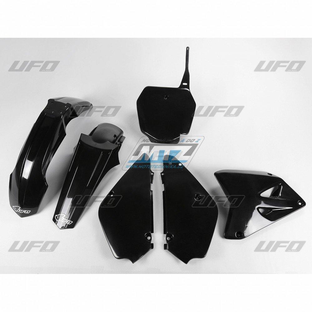 Sada plastů Suzuki - Restyling RM85 / 00-17 - černá