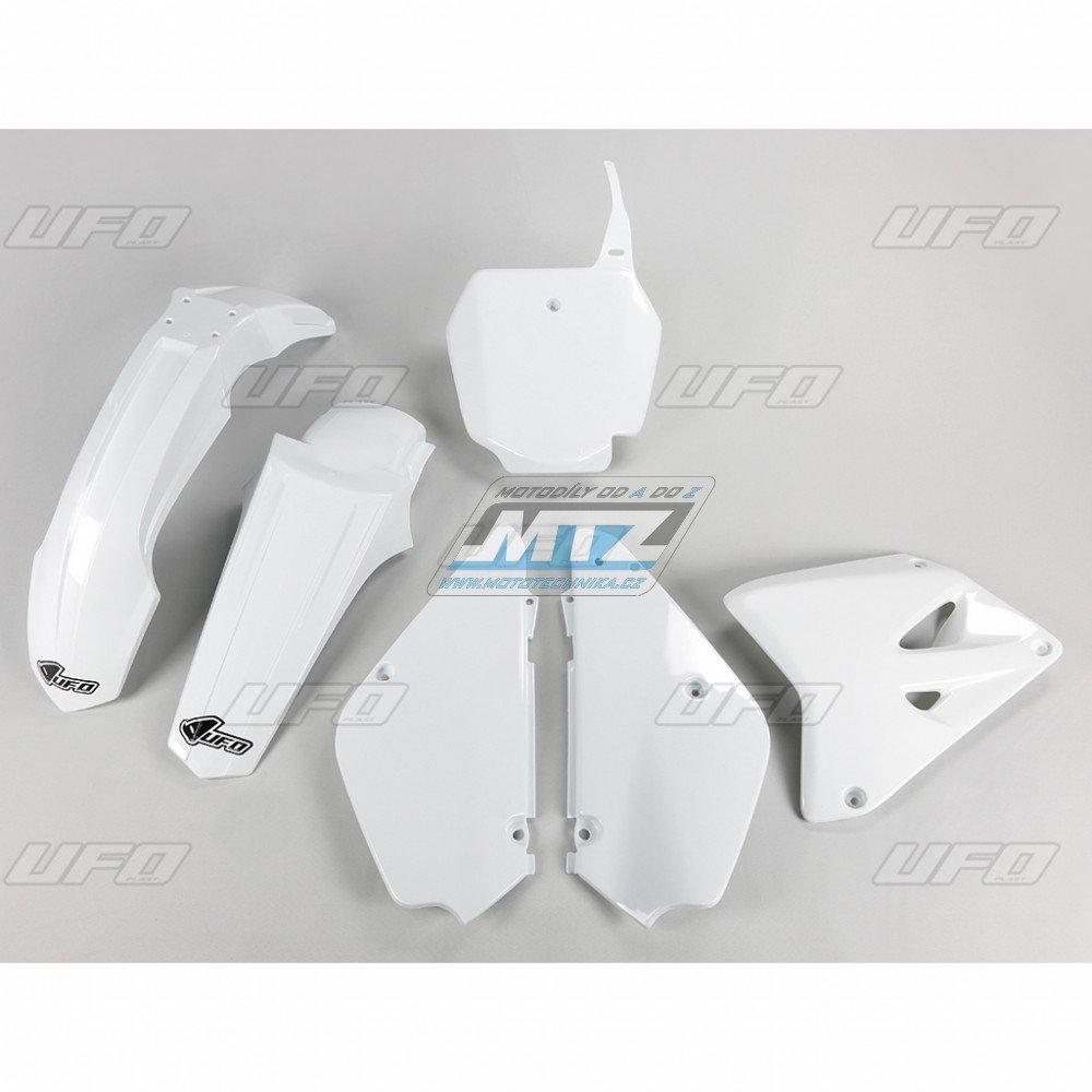 Sada plastů Suzuki - Restyling RM85 / 00-17 - bílá