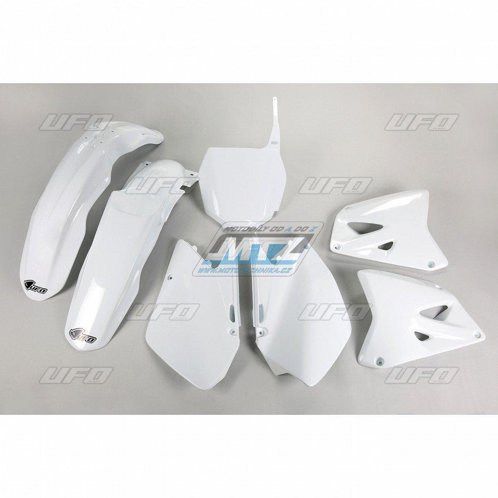 Sada plastů Suzuki RM125 / 06-11 + RM250 / 06-12 - bílá