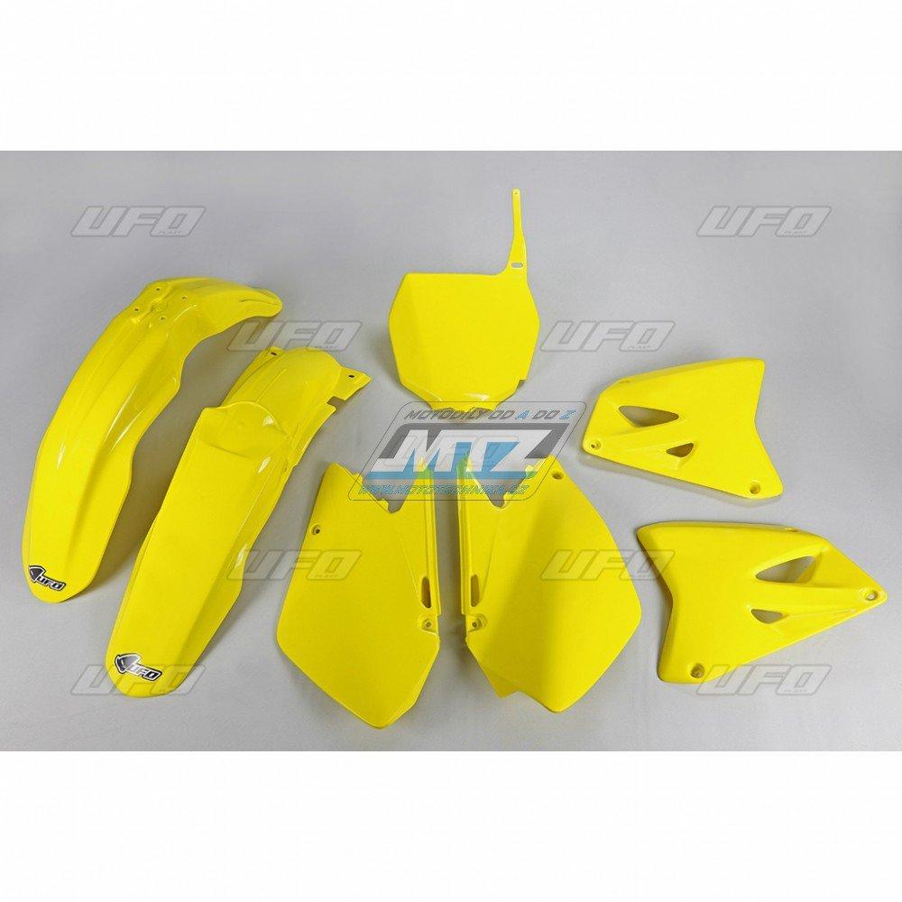 Sada plastů Suzuki RM125 / 06-11 + RM250 / 06-12 - žlutá