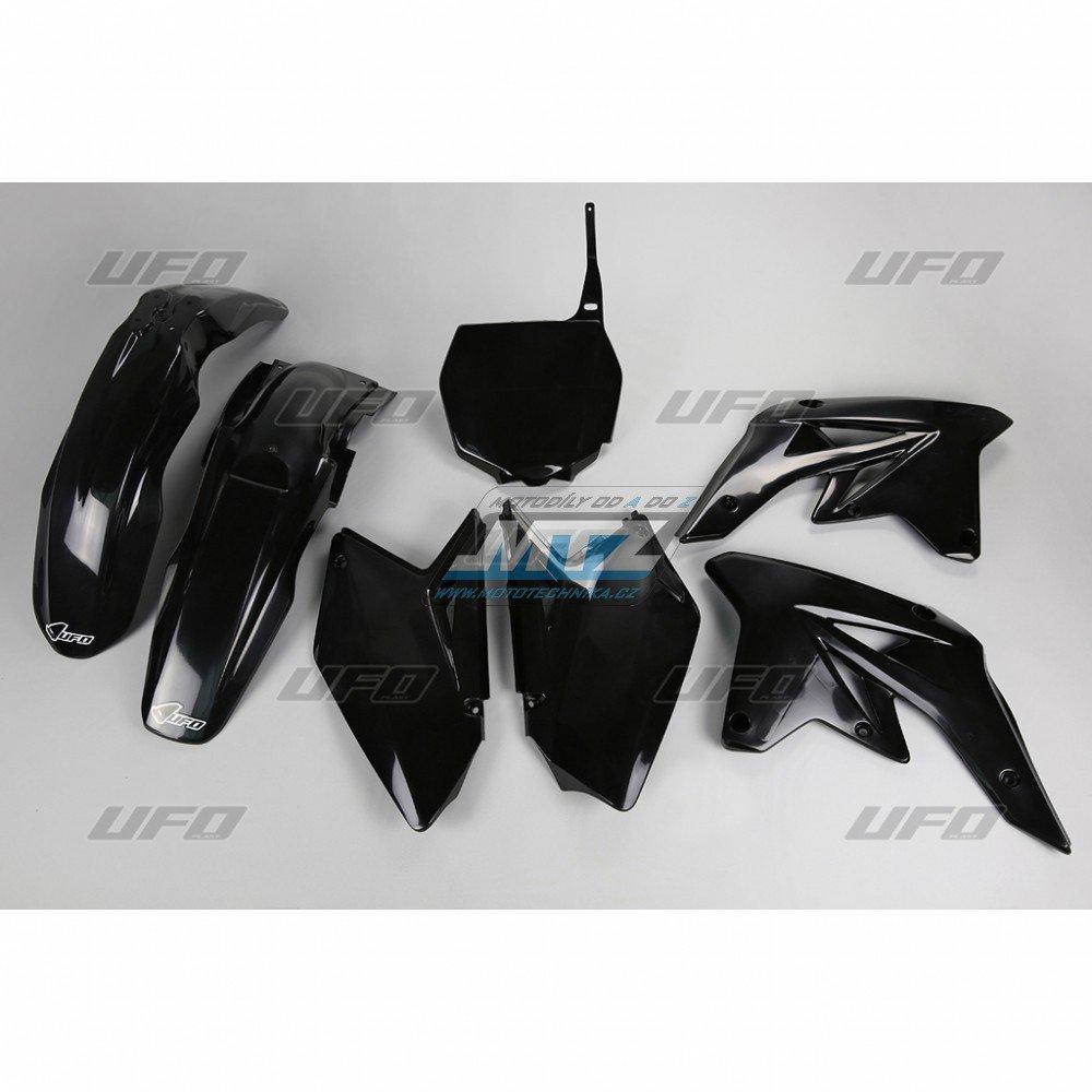 Sada plastů Suzuki - RMZ250 / 07-08 - černá