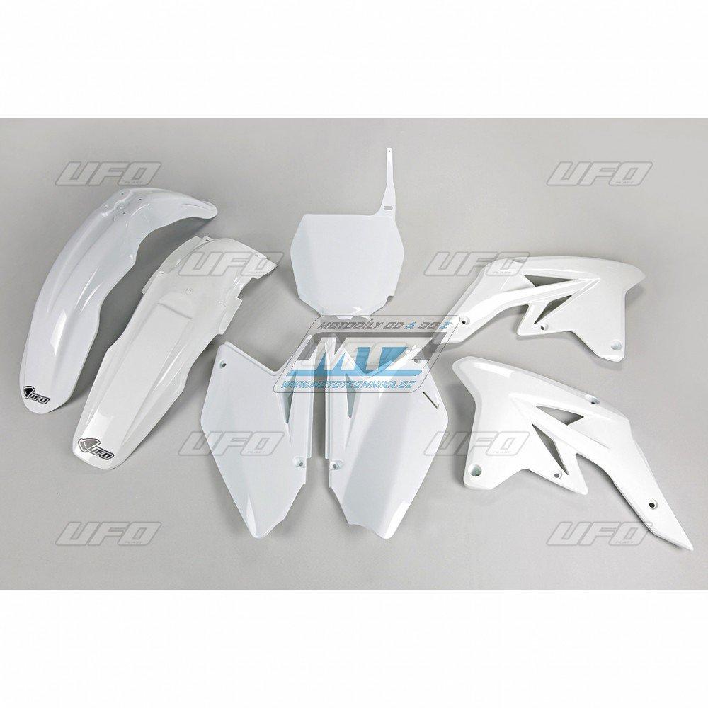 Sada plastů Suzuki - RMZ250 / 07-08 - bílá