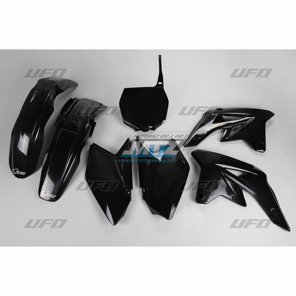 Sada plastů Suzuki - RMZ250 / 09 - černá