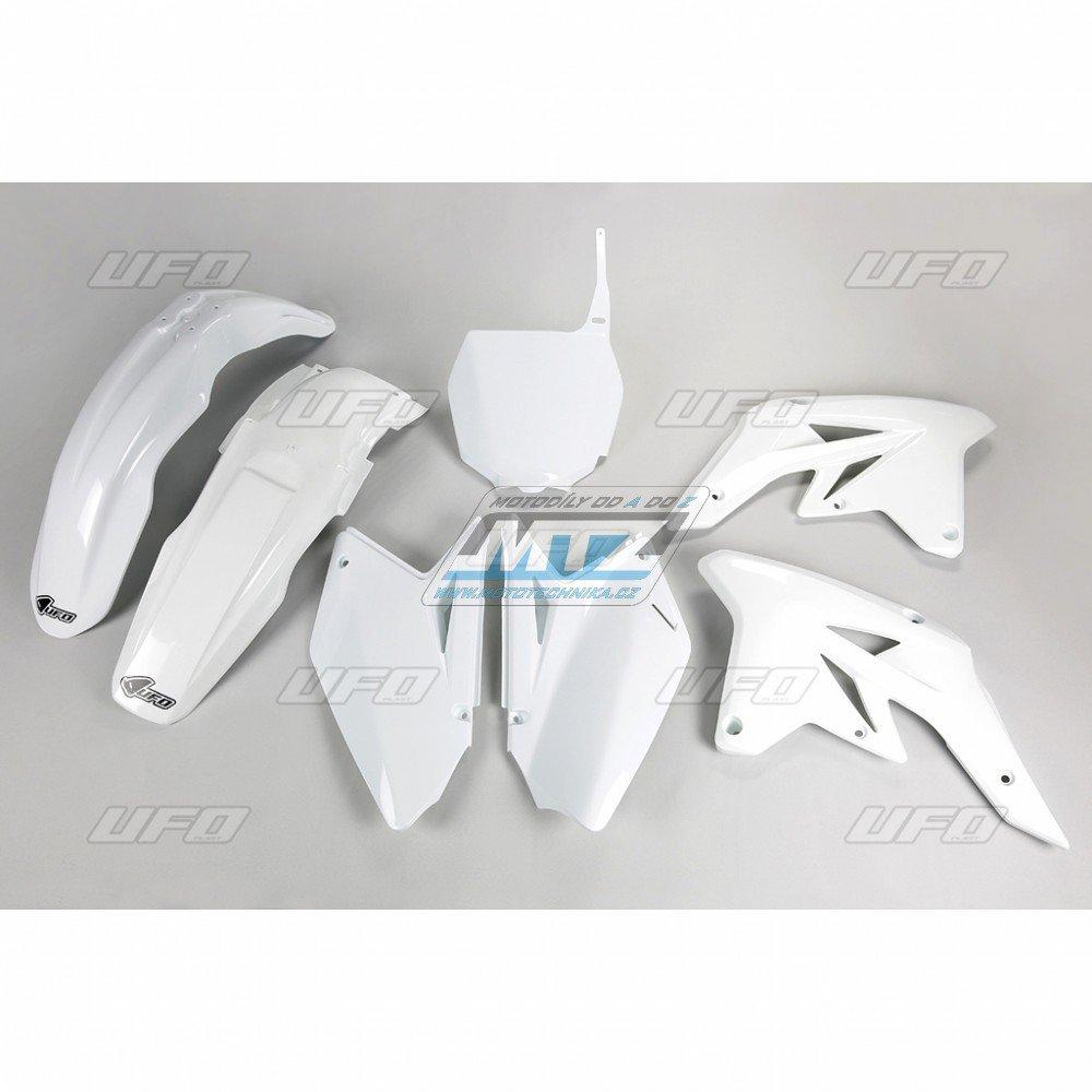 Sada plastů Suzuki - RMZ250 / 09 - bílá