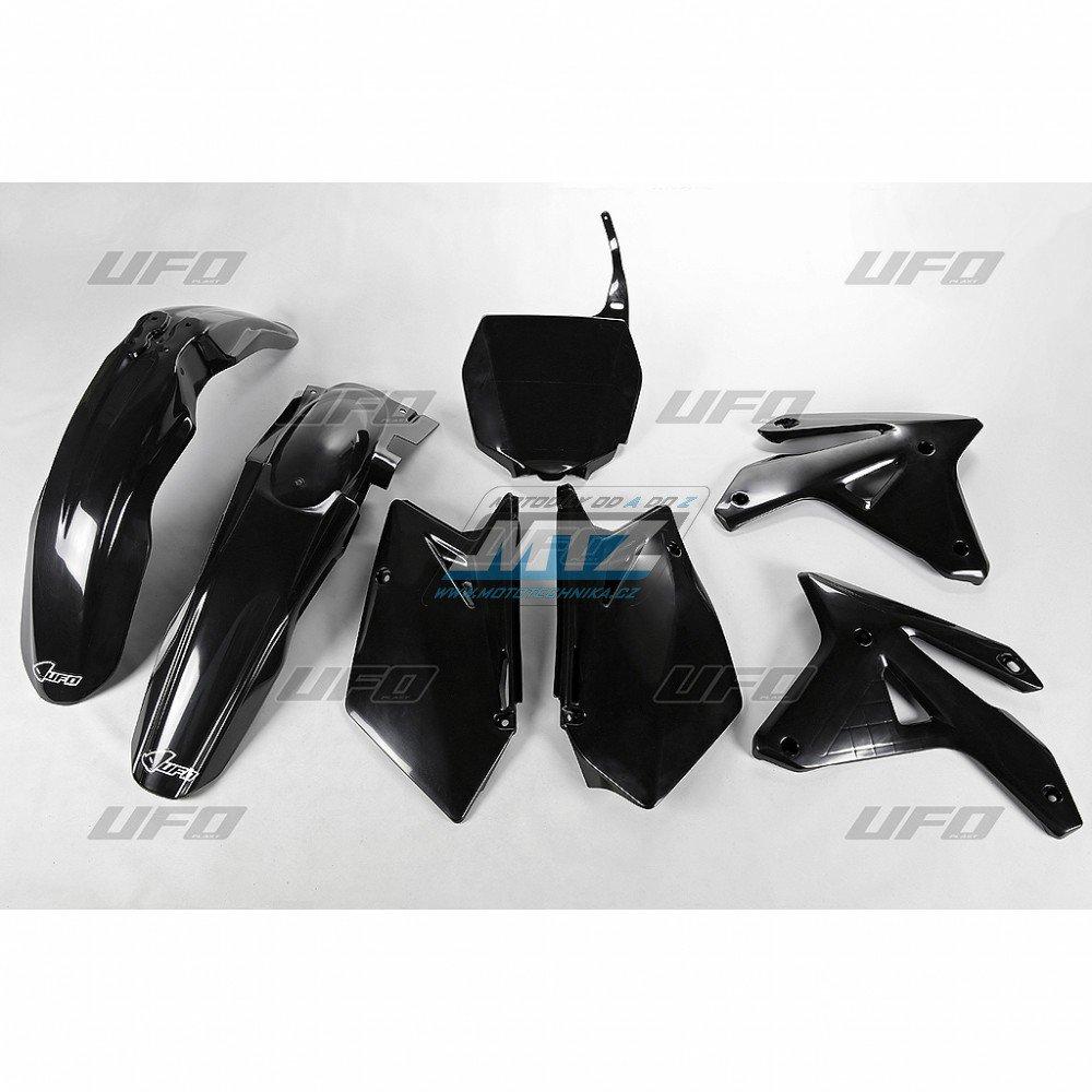 Sada plastů Suzuki - RMZ450 / 07 - černá