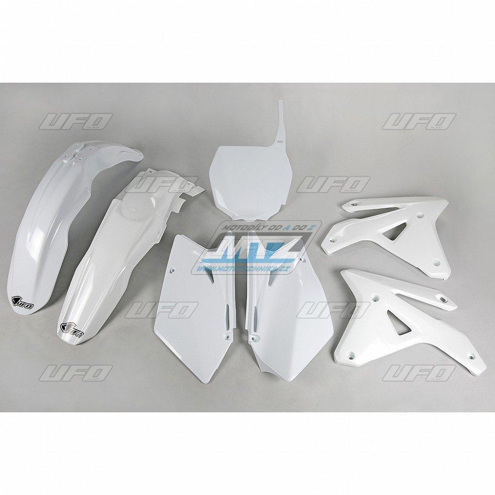 Sada plastů Suzuki - RMZ450 / 07 - bílá