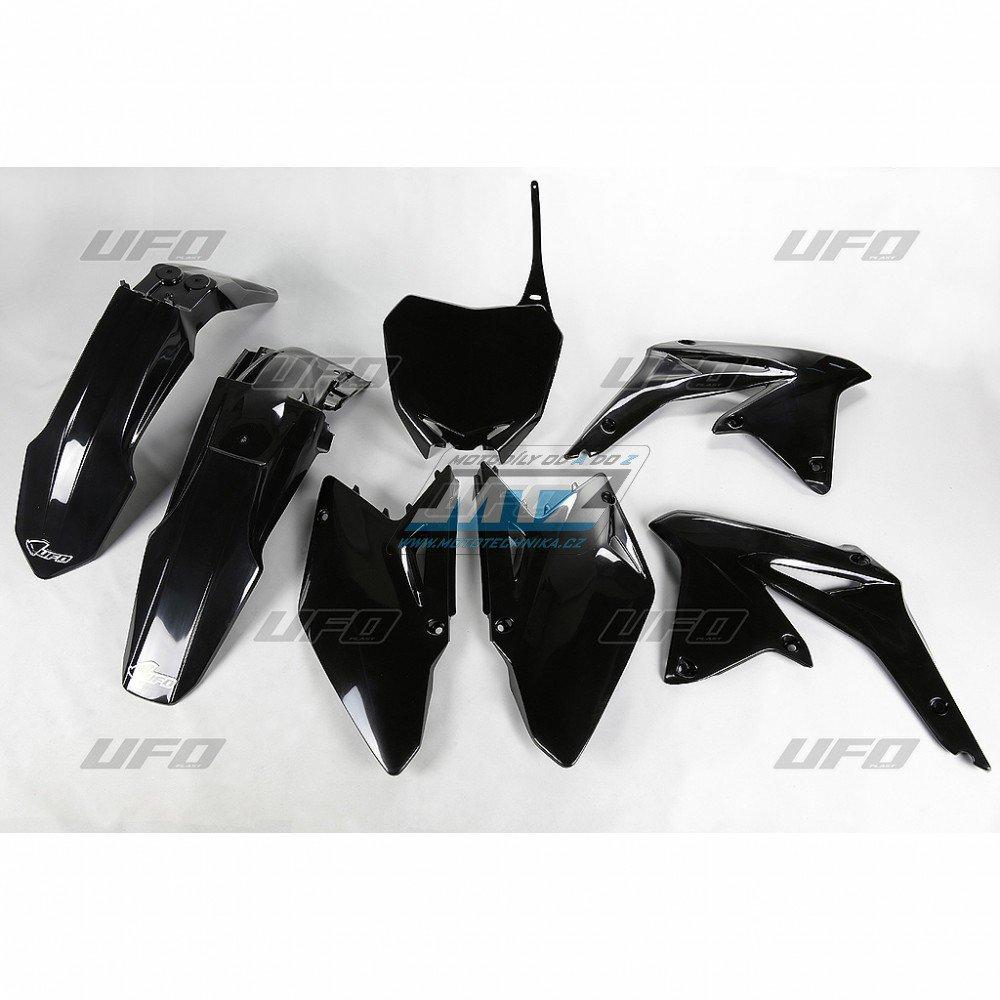 Sada plastů Suzuki - RMZ450 / 08 - černá