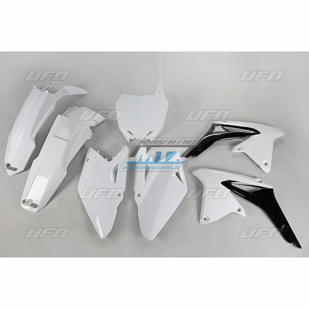 Sada plastů Suzuki - RMZ450 / 09-10 - bílá