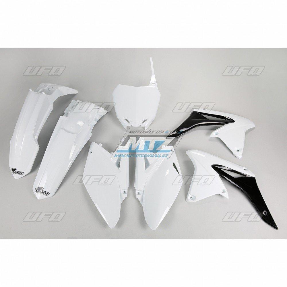 Sada plastů Suzuki - RMZ250 / 10 - bílá