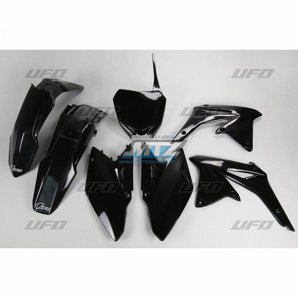 Sada plastů Suzuki - RMZ450 / 11-12 - černá