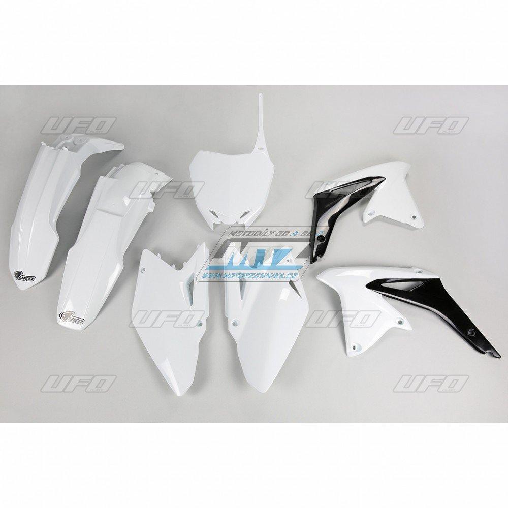 Sada plastů Suzuki - RMZ450 / 11-12 -bílá
