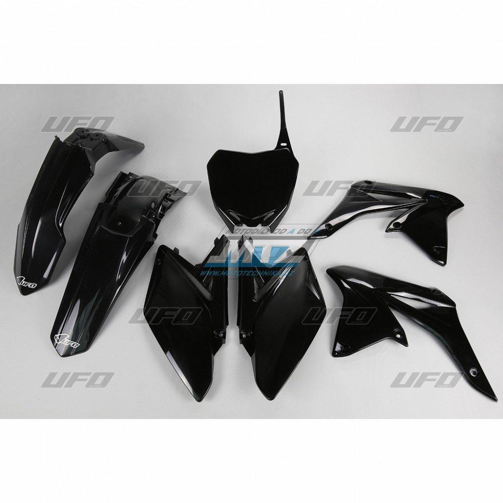 Sada plastů Suzuki - RMZ250 / 11-12 - černá