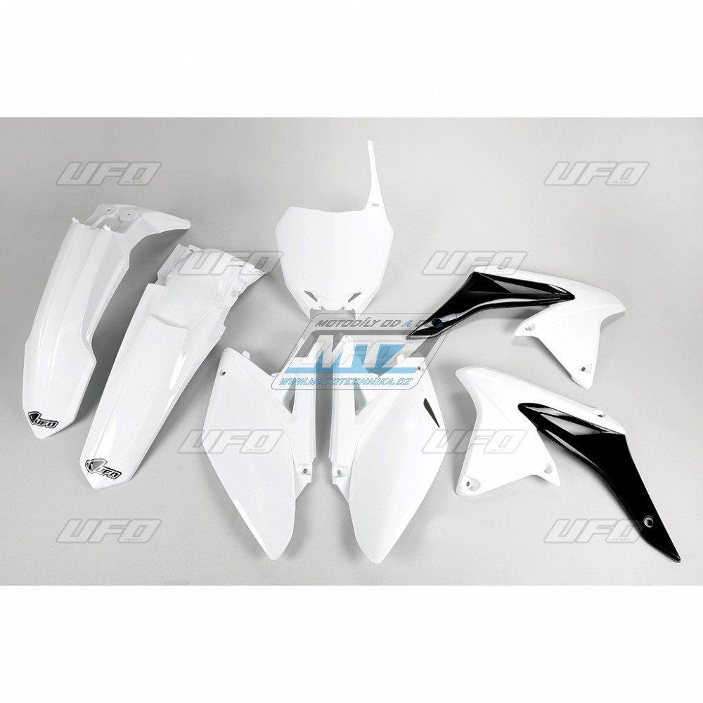 Sada plastů Suzuki - RMZ250 / 11-12 - bílá