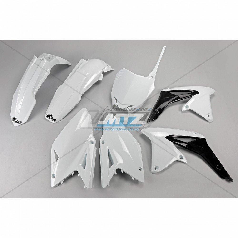 Sada plastů Suzuki - RMZ450 / 13 - bílá