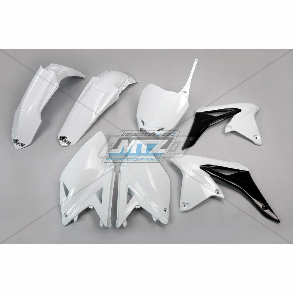 Sada plastů Suzuki - RMZ250 / 13 - bílá