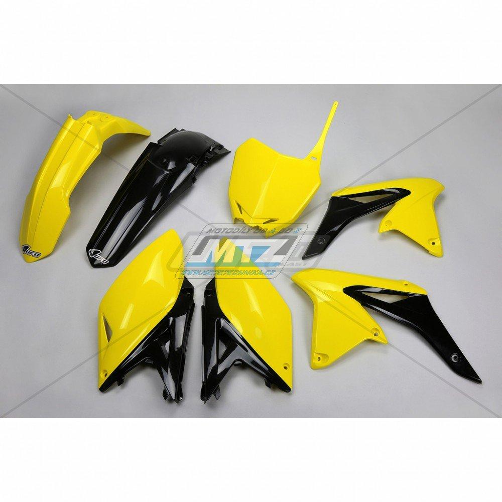 Sada plastů Suzuki - RMZ250 / 14-18 - originální barvy-model14-18