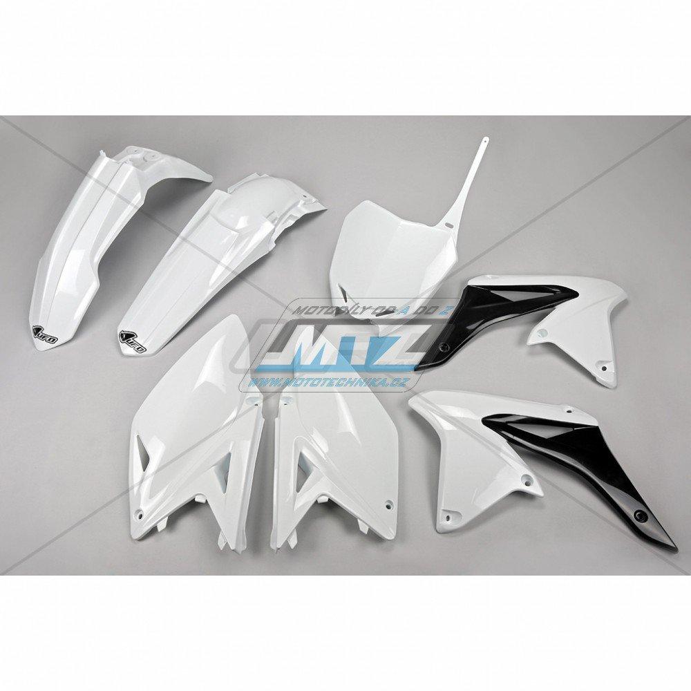 Sada plastů Suzuki - RMZ250 / 14-18 - bílá