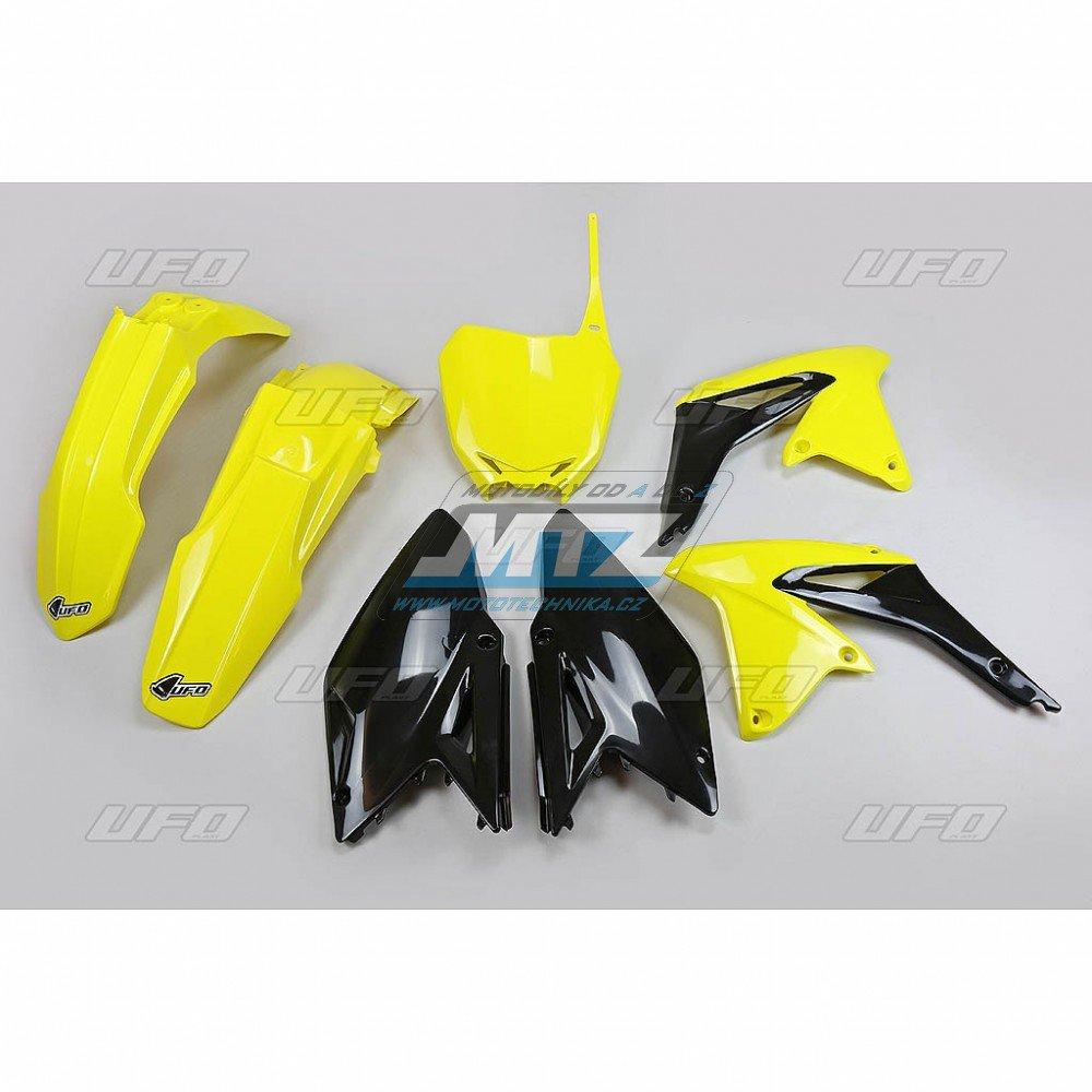 Sada plastů Suzuki - RMZ450 / 14-17 - originální barvy