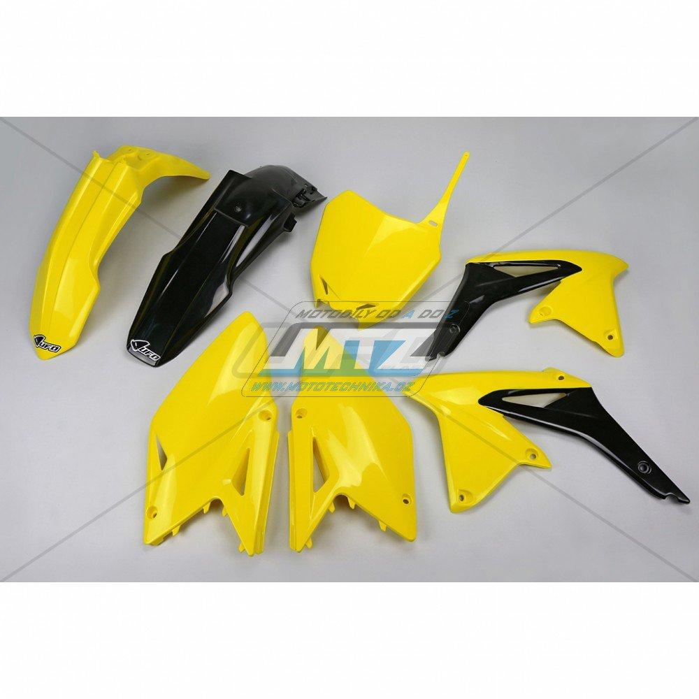 Sada plastů Suzuki - RMZ450 / 14-17 - originální barvy-model 2017