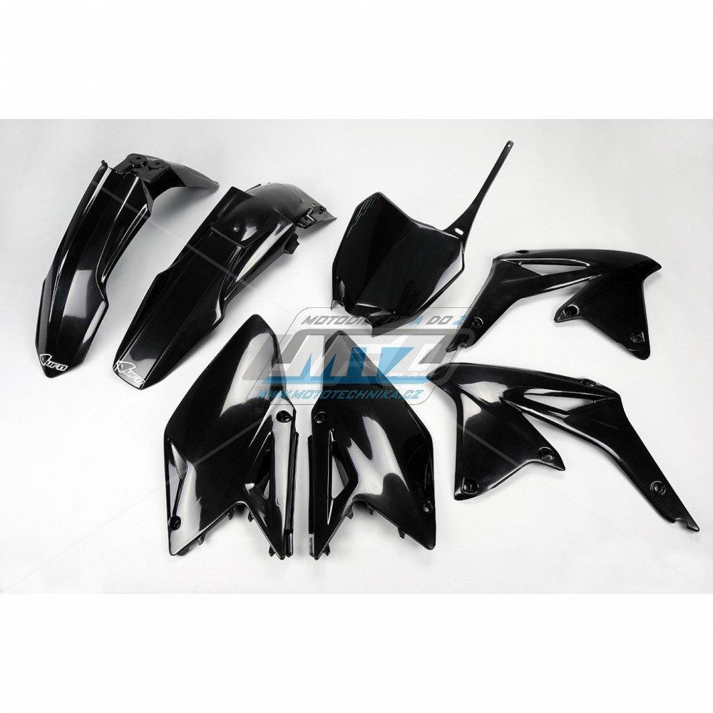 Sada plastů Suzuki - RMZ450 / 14-17 - černá