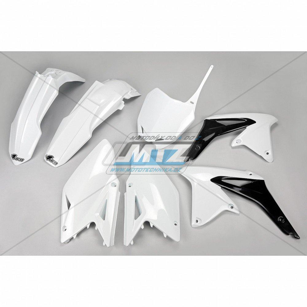 Sada plastů Suzuki - RMZ450 / 14-17 - bílá