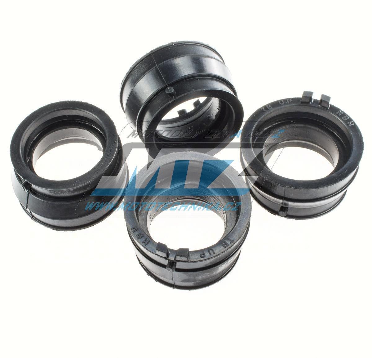 Příruby sání / difuzory Tourmax CHH-8 - Honda CBR600F / 01-05 + CBR600FS