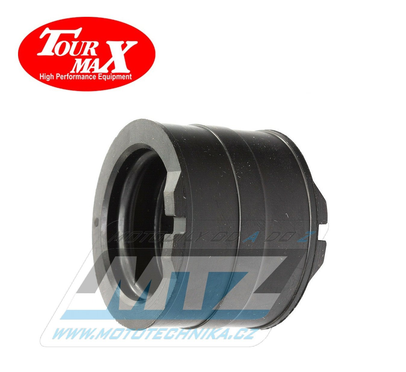 Příruby sání / difuzory Tourmax CHY-102 - Yamaha SR125 / 87-02