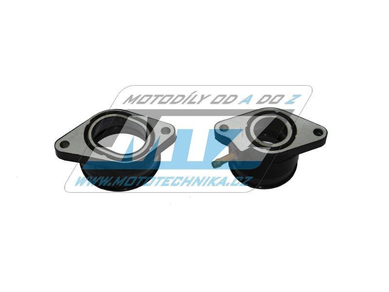 Příruby sání / difuzory Tourmax CHY-26 - Yamaha XTZ660 Tenere / 91-00 + SZR660 (otevřená verze 50PS)