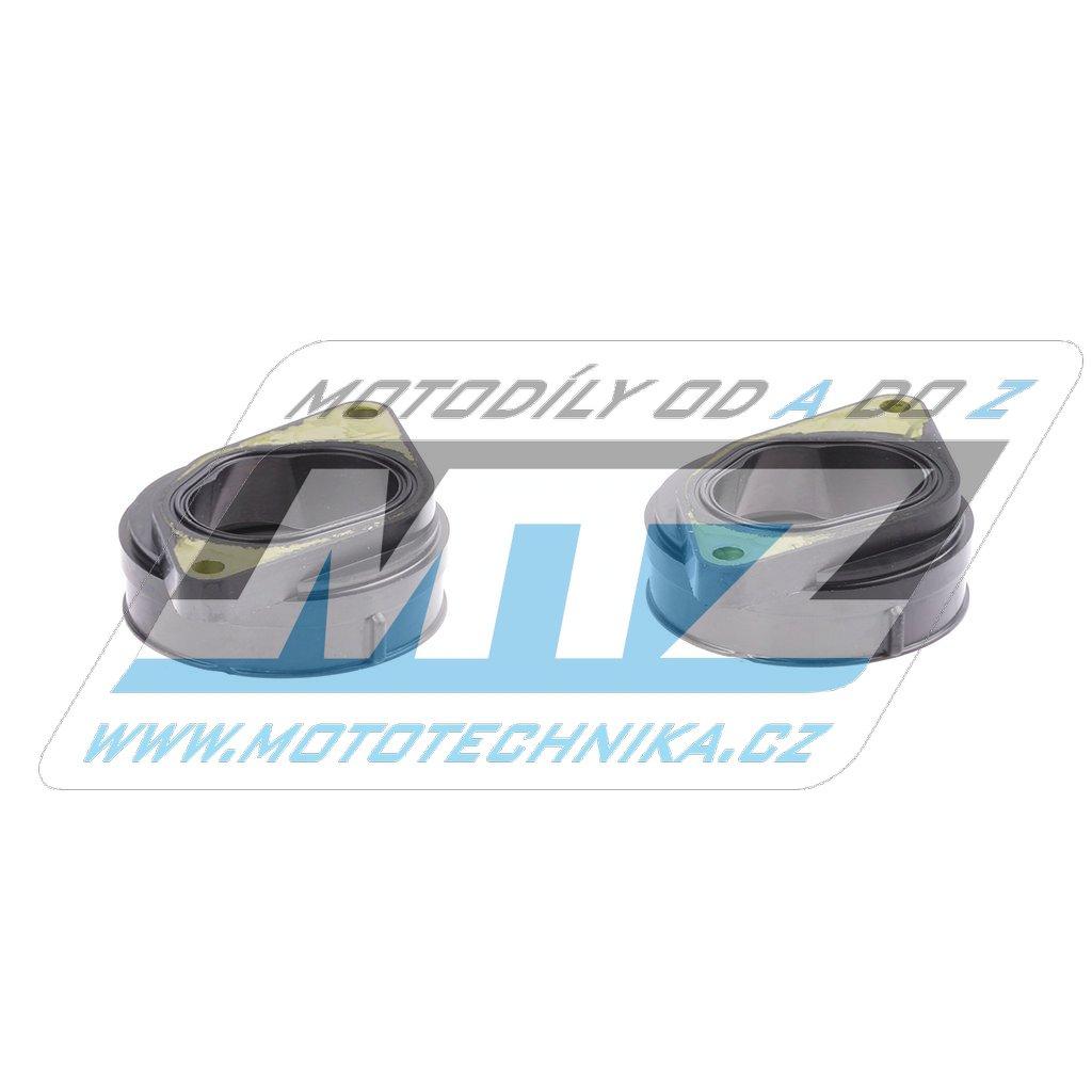 Příruby sání / difuzory Tourmax CHY-71 - Yamaha TDM900 / 02-13