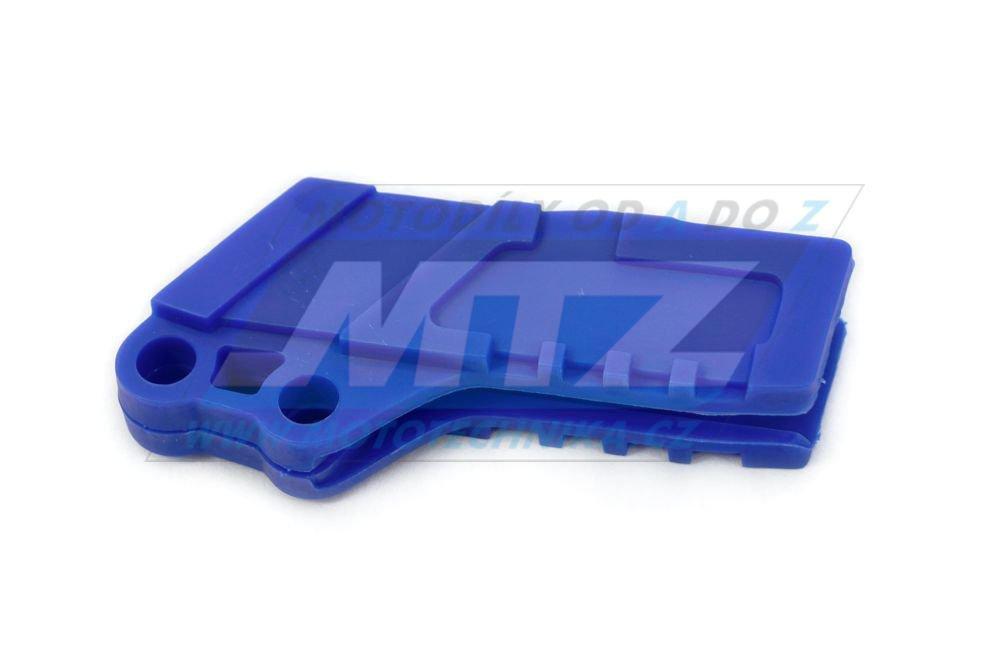 Vodítko řetězu Kawasaki KX125+250 / 03-08 + KXF250 / 04-05 + Suzuki RMZ250 / 04-06 - modré