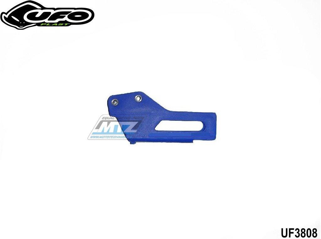 Vodítko řetězu Yamaha YZ125+250 / 97-02 + YZF250+400+426 / 98-02 + YZF450 / 06 + WRF250+400+426 / 98-02 - modré