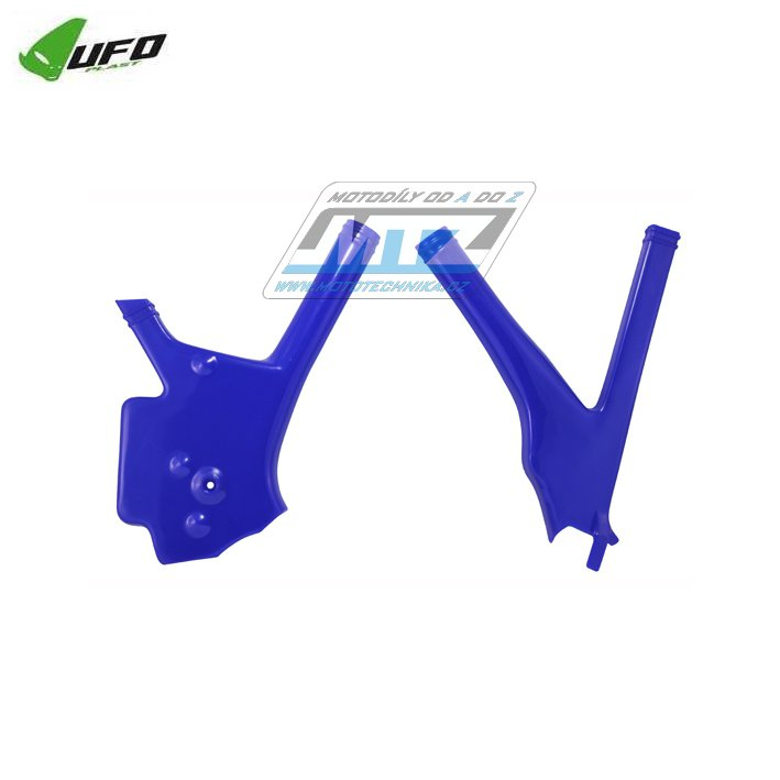Kryty rámu Yamaha YZF250 + YZF450 / 03-05 + WRF250 + WRF450 / 03-06 - modré