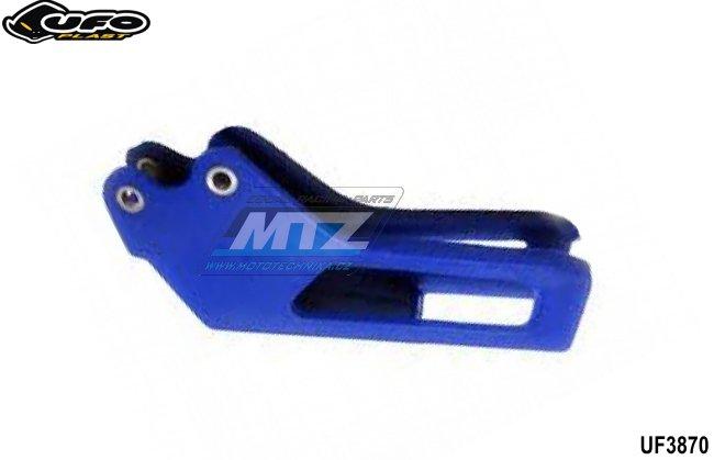 Vodítko řetězu Yamaha YZ125+250 / 03-08 + YZF250+450 / 03 + WRF250+450 / 03-06 - modré