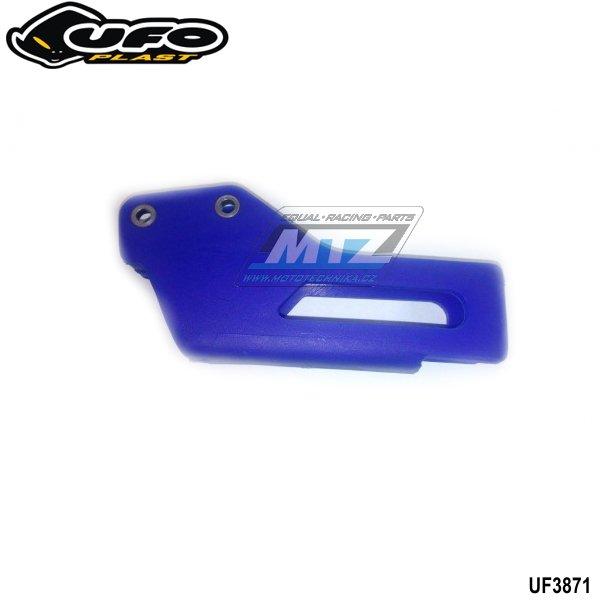 Vodítko řetězu Yamaha YZF250+450 / 04-05 - modré
