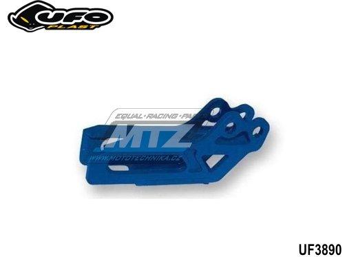 Vodítko řetězu Yamaha YZ125+250 / 09-18 + YZF250 + YZF450 / 07-18 + WRF250+450 / 07-18 - modré