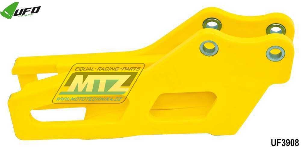 Vodítko řetězu Suzuki RM125+250 / 99-12 + RMZ250 / 07-09 + RMZ450 / 06-17 + DRZ400 - žluté