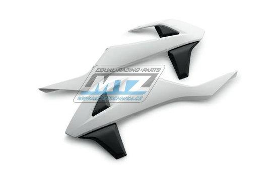 Spojlery KTM 125SX+150SX / 16-18 + 250SX / 17-18 + 250+350+450SXF / 16-18 + 125+200+250+300EXC / 17-20 + 250+350+450+500EXC / 17-20 - (barva bílo-černá)