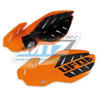 Kryty páček Ufo Flame KTM SX+SXF / 14-17 + EXC+EXCF / 14-17 (brzda Brembo + spojka Brembo)