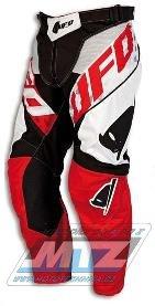 Kalhoty jezdecké Ufo Misty červené (velikost 38)