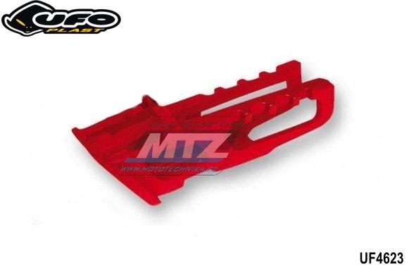 Vodítko řetězu Honda CRF250R / 07-13 + CRF450R / 07-12 - červené