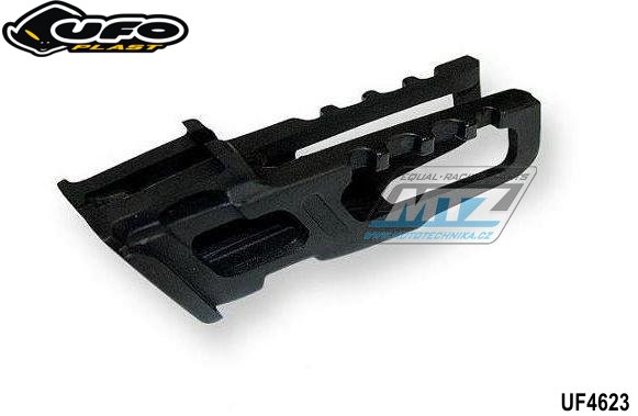 Vodítko řetězu Honda CRF250R / 07-13 + CRF450R / 07-12 - černé