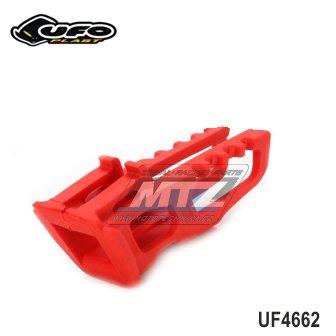 Vodítko řetězu Honda CRF450R / 13-16 + CRF250R / 14-18 - červené